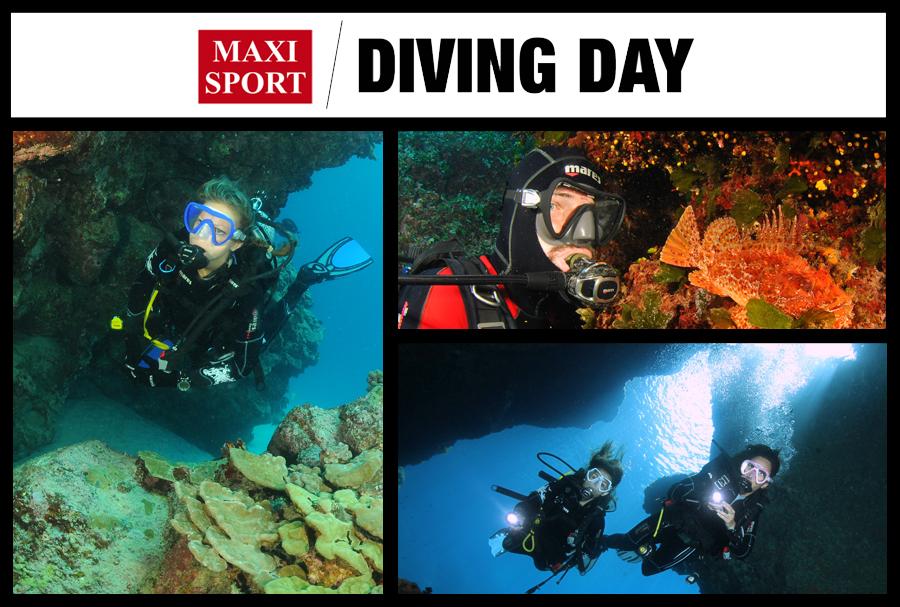 Diving day maxinews il blog di maxi sport - Dive per sempre ...
