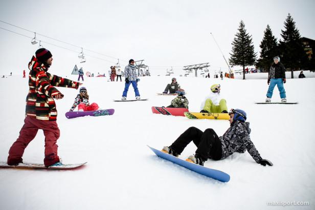 Maxi Snow Day