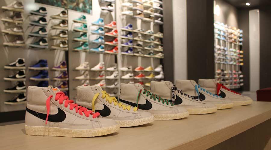 personalizza le tue Nike Blazer