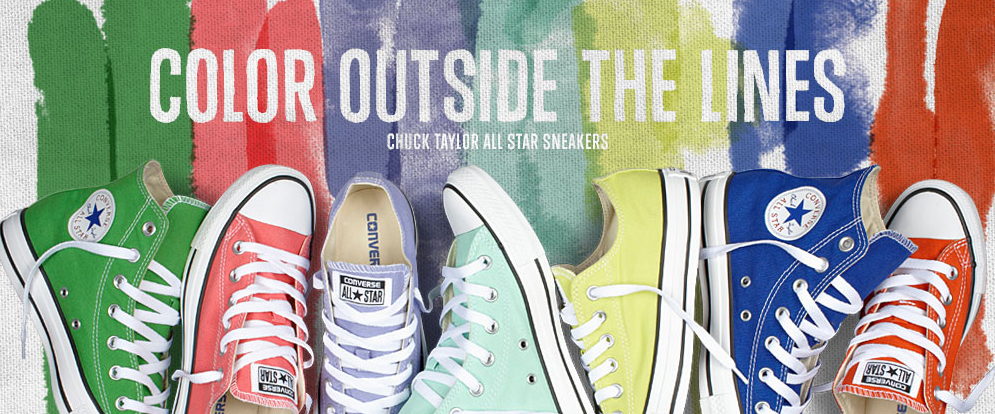 Converse All Star - collezione seasonal