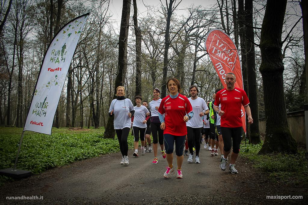 Corsi di Corsa Yakult Run & Health