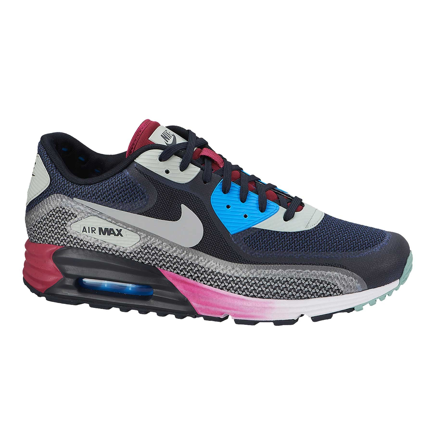f4d4b78d4bfc1 Nike Roshe Run One Womens Black Safety Toe Sneakers