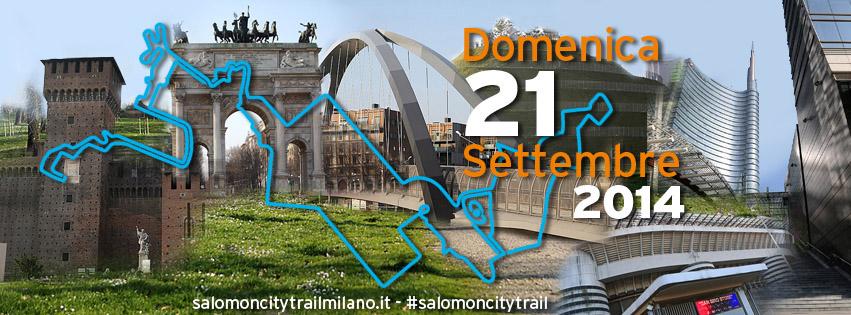 Salomon City Trail Milano 2014