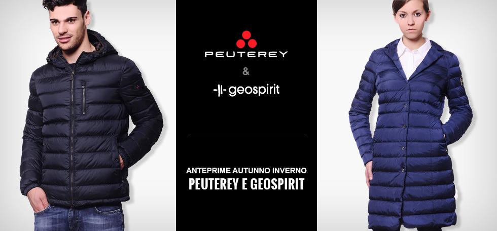 Peuterey e Geospirit da Maxi Sport