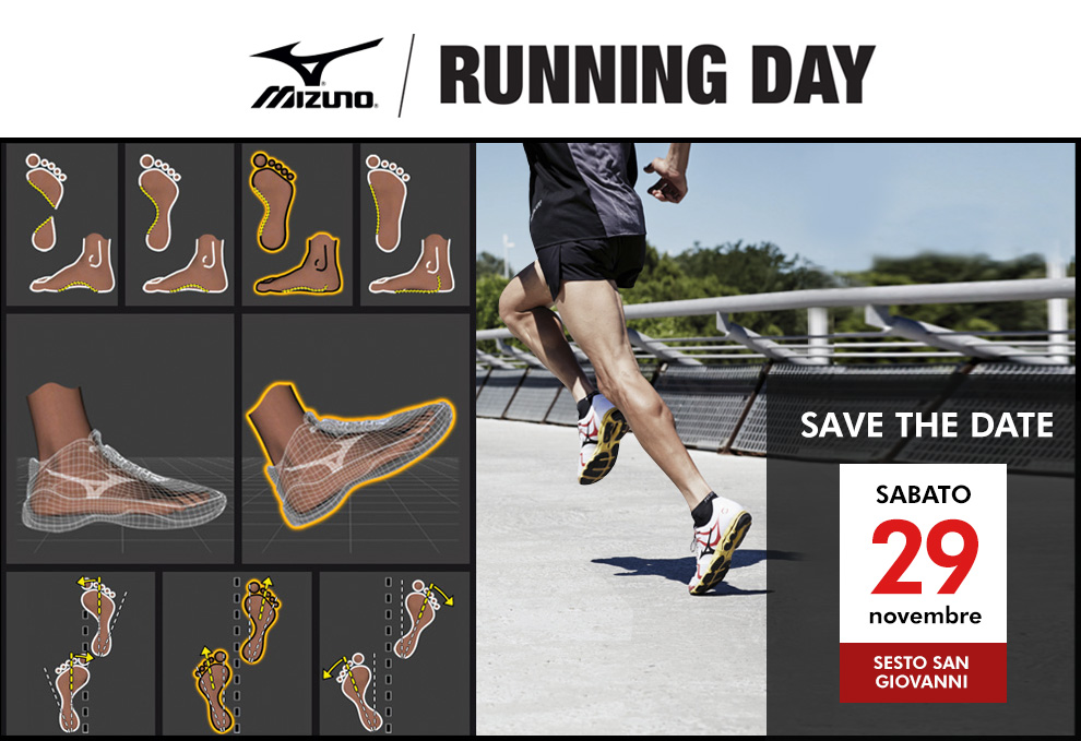 Mizuno Running Day