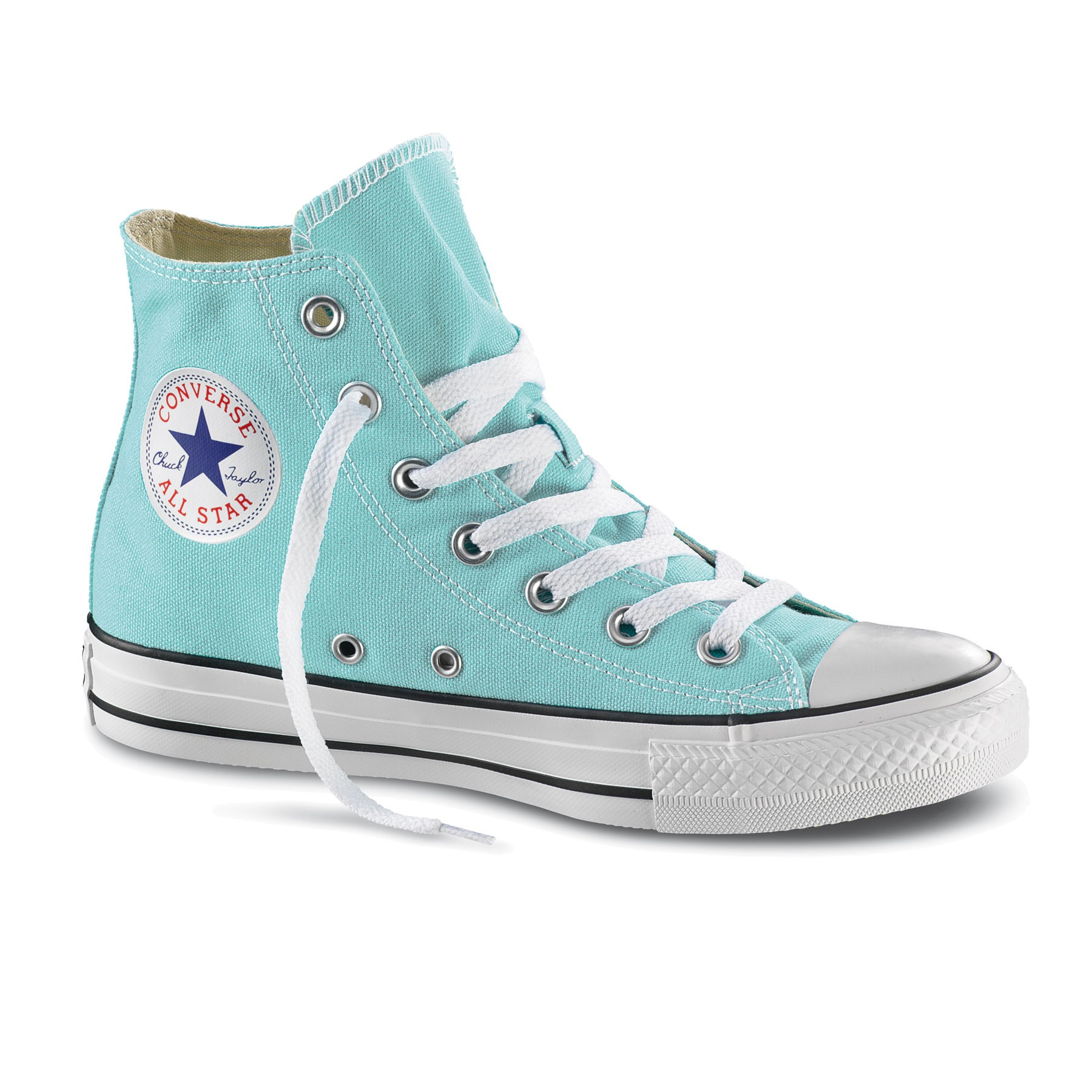 converse all star hi canvas bambino