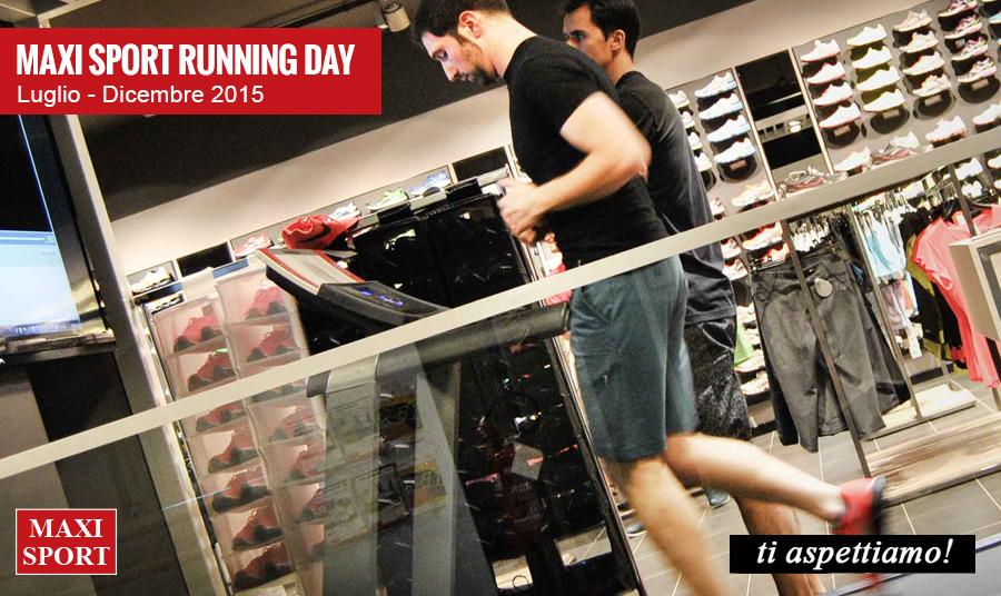 Tutti i dettagli sui Running Day in programma