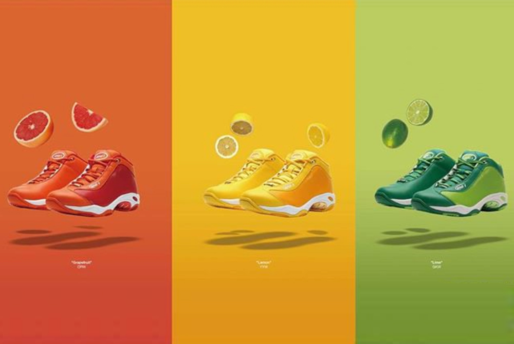 62f9a4df1115 La nuova collezione di scarpe basket AND1 Tai Chi Mid è davvero qualcosa di  unico  colorata