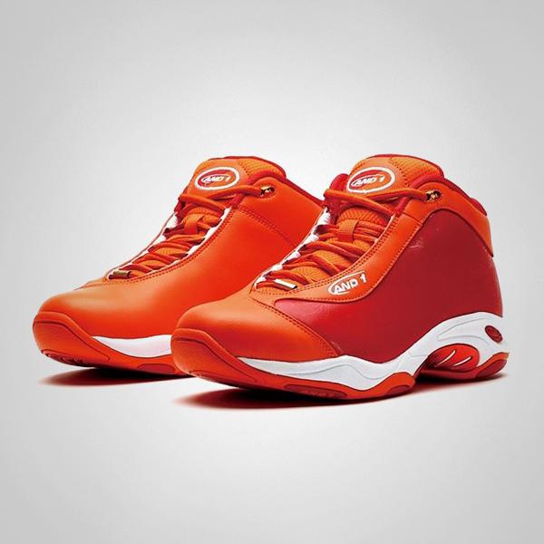 AND1 Tai Chi: il ritorno di una delle scarpe da basket più
