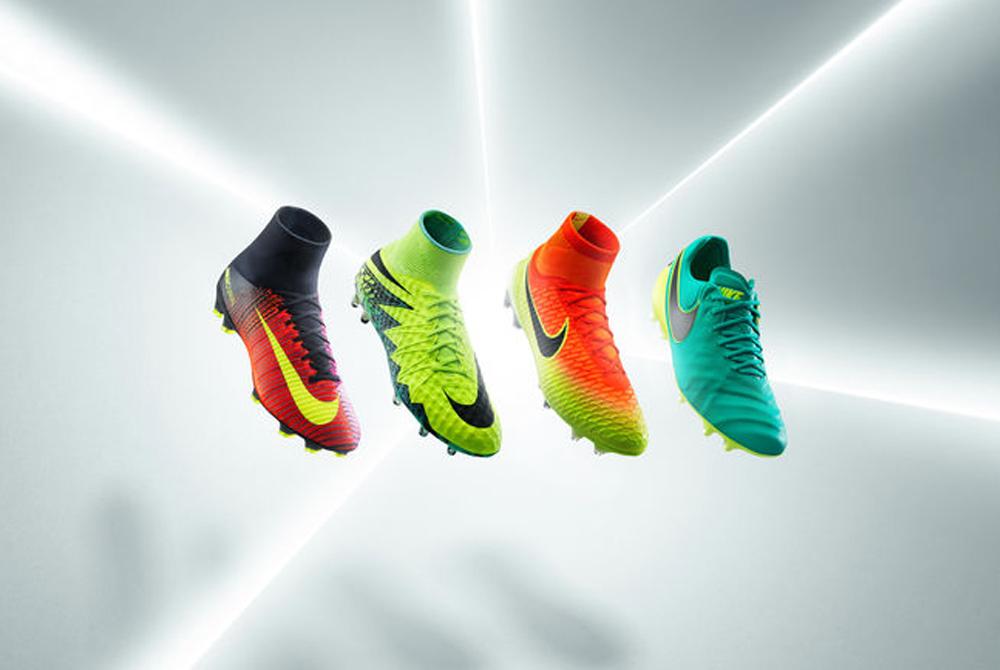 Scarpe da calcio Nike Spark Brillance Pack  la collezione per Euro 2016.  News 1 211455c00a4