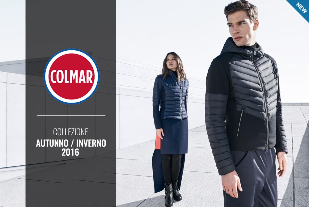 3cfcbbbd592f9 Piumini Colmar Originals inverno 2016  mood futuristico e spirito ...