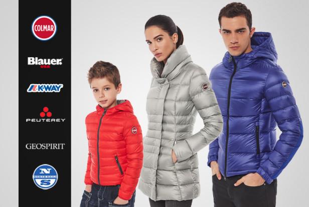 sneakers for cheap 81d75 ef30f Arriva il freddo! Scopri le nuove collezioni di giacconi e ...