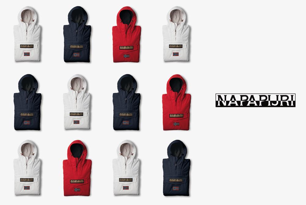 Speciale giacche Napapijri Rainforest  la rivoluzione moda outdoor in più  di 15 colori c9d4b6622b5