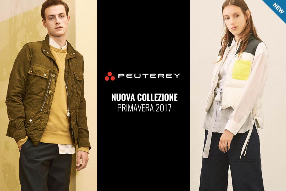 more photos ab1f7 34098 Collezione giacche Peuterey primavera 2017: lusso funzionale ...