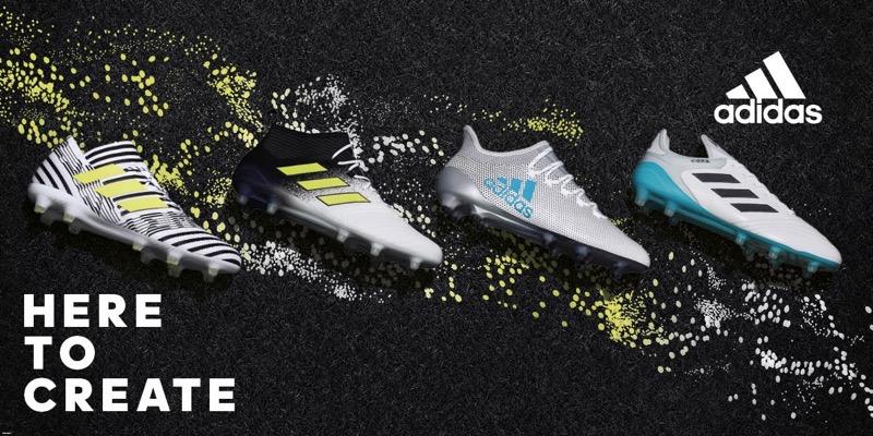 scarpe da calcio nike e adidas