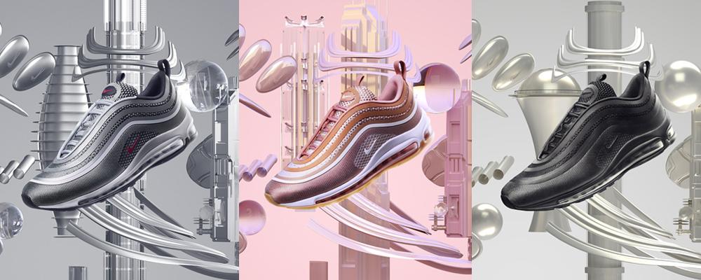 scarpe nike air max 97 ultra donna