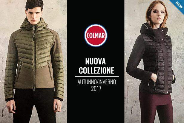 sale retailer 36860 b1f43 Piumini Colmar Originals inverno 2017: avanguardia e ...