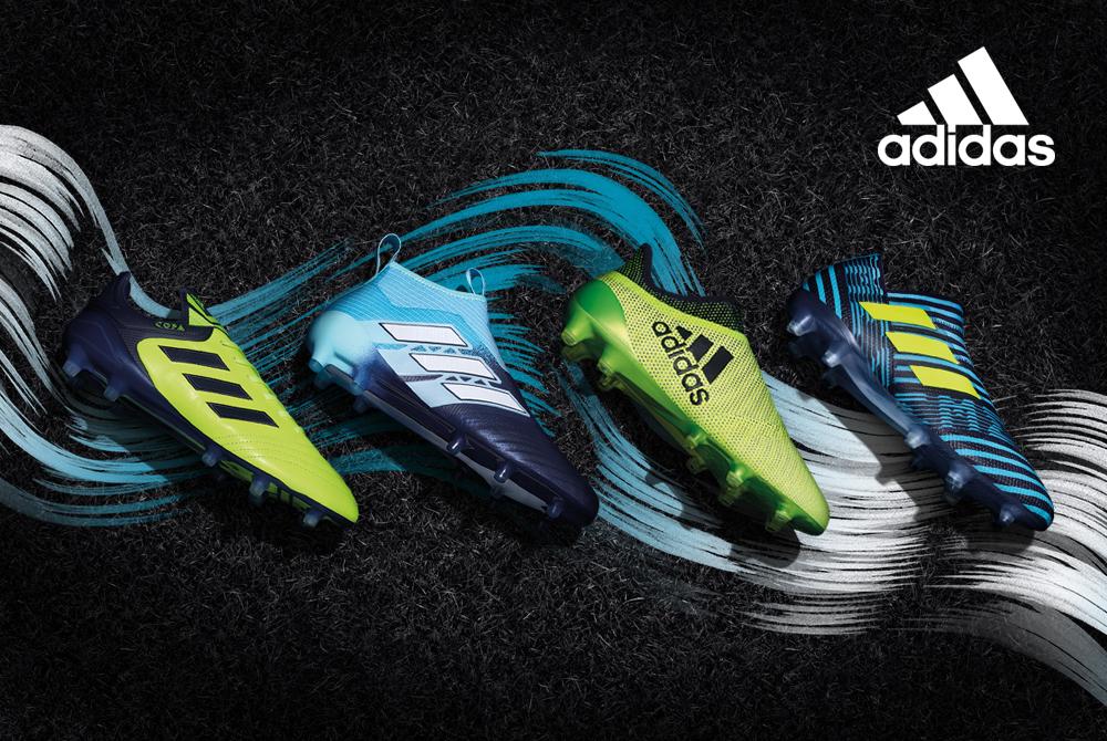 Storm Colori Ocean Collezione Nuovi Calcio Ace Per Adidas Nemeziz qnHngat