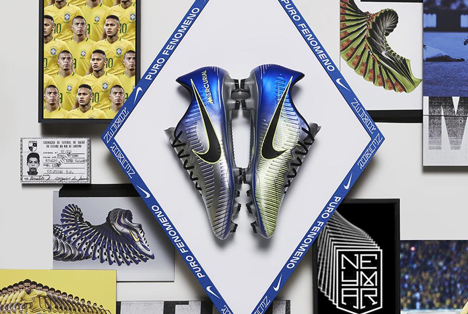 Nike Mercurial NJR Puro Fenomeno  le nuove scarpe da calcio di ... 29502dfc4aa