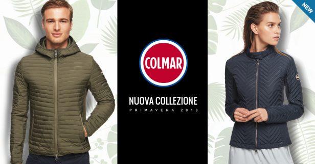 9e4eb76e55517 Da Maxi Sport sono arrivate tante novità sfiziose con la nuova collezione  di piumini leggeri e giacche Colmar Originals primavera 2018 per uomo