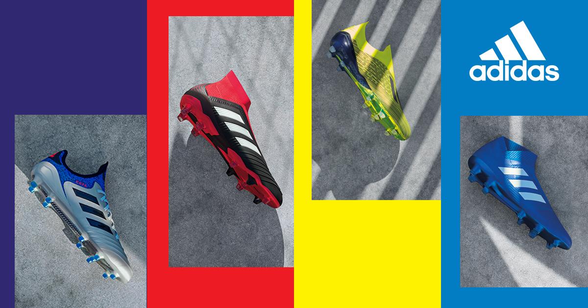 la Team del Mode l'inizio calcio adidas scarpe di per collezione da TTPqr5x