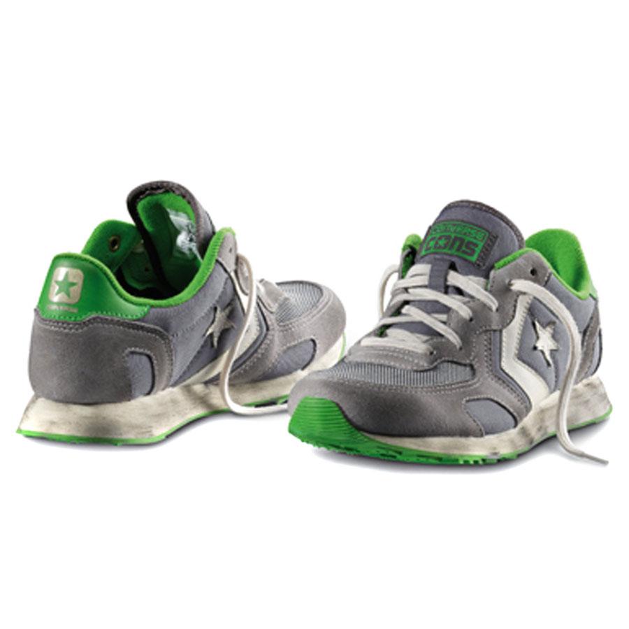 Converse Auckland Racer: la sneaker stile retrò running che ...
