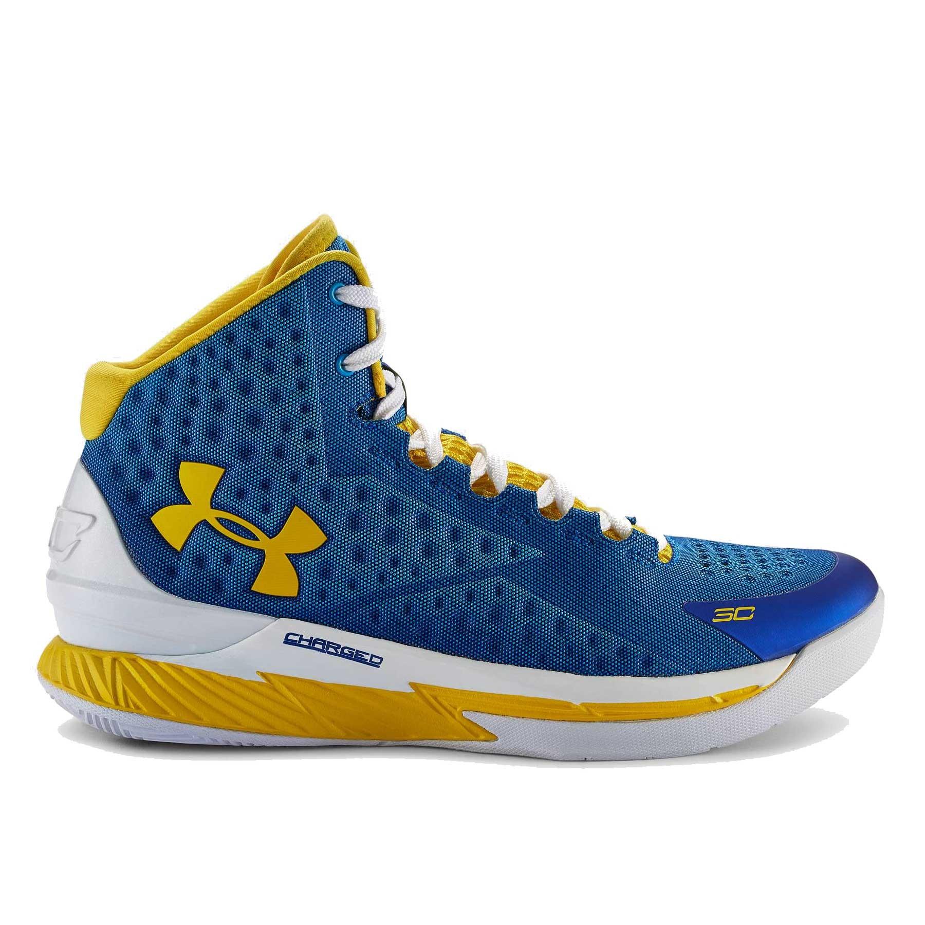 b45ba2ce7c3ad Under Armour Curry One  le scarpe basket per chi non si ferma mai ...