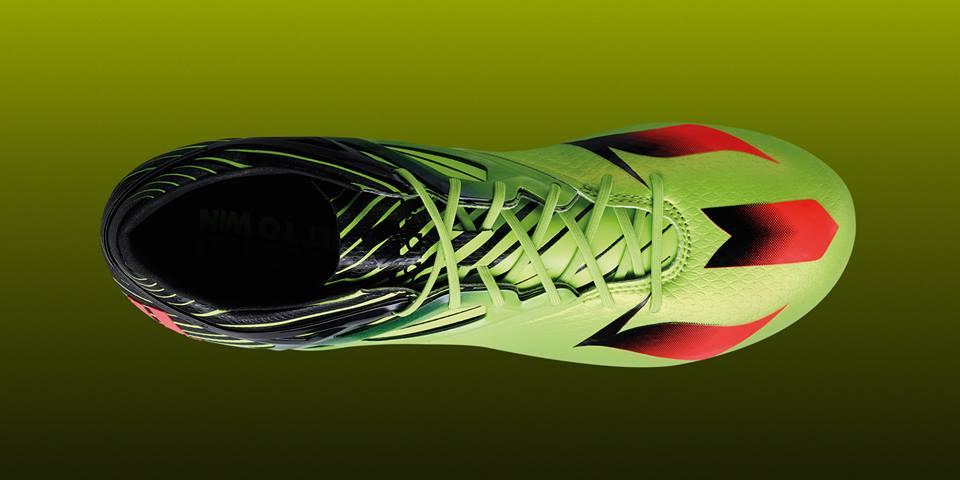 adidas Messi 15: la scarpa da calcio creata per vincere