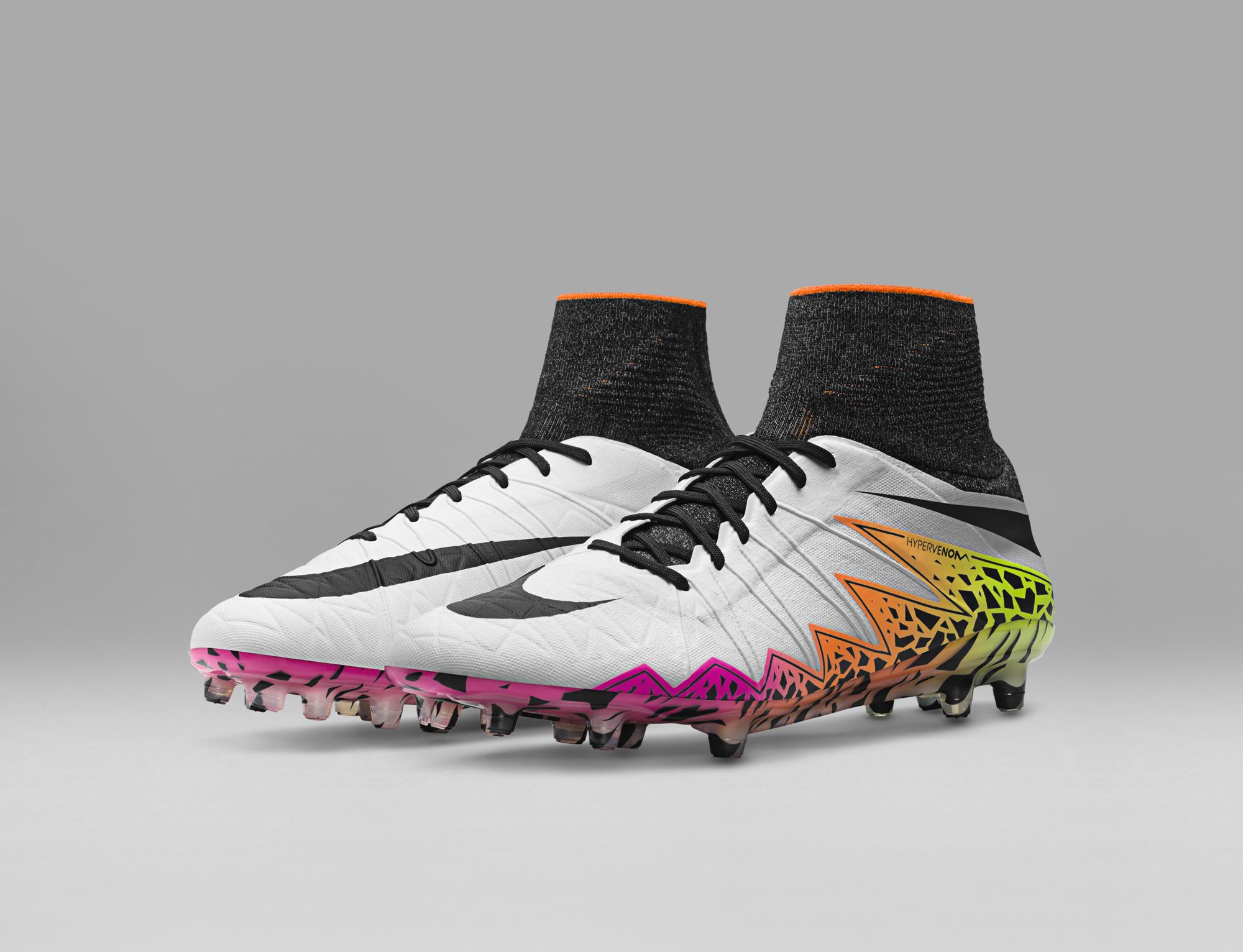 513de2860246e Look primaverile per le nuove scarpe da calcio Nike  presentato il Radiant  Reveal Pack