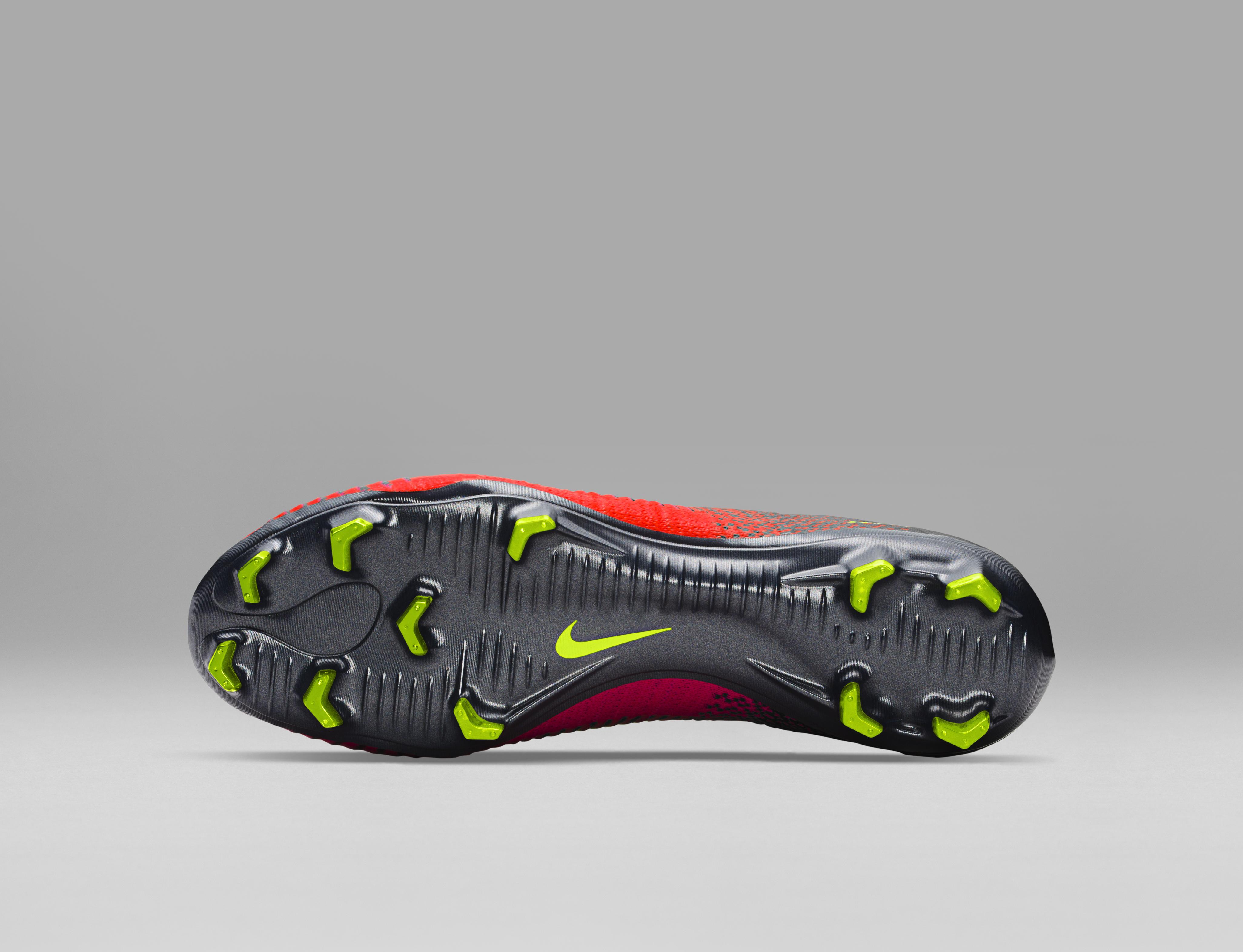 7ae4c975389fcf ... tecniche ma la caratteristica principale si conferma la stessa di sempre:  Velocità. Nike Hypervenom: una leggera rinfrescata per la Phantom, modello  di ...