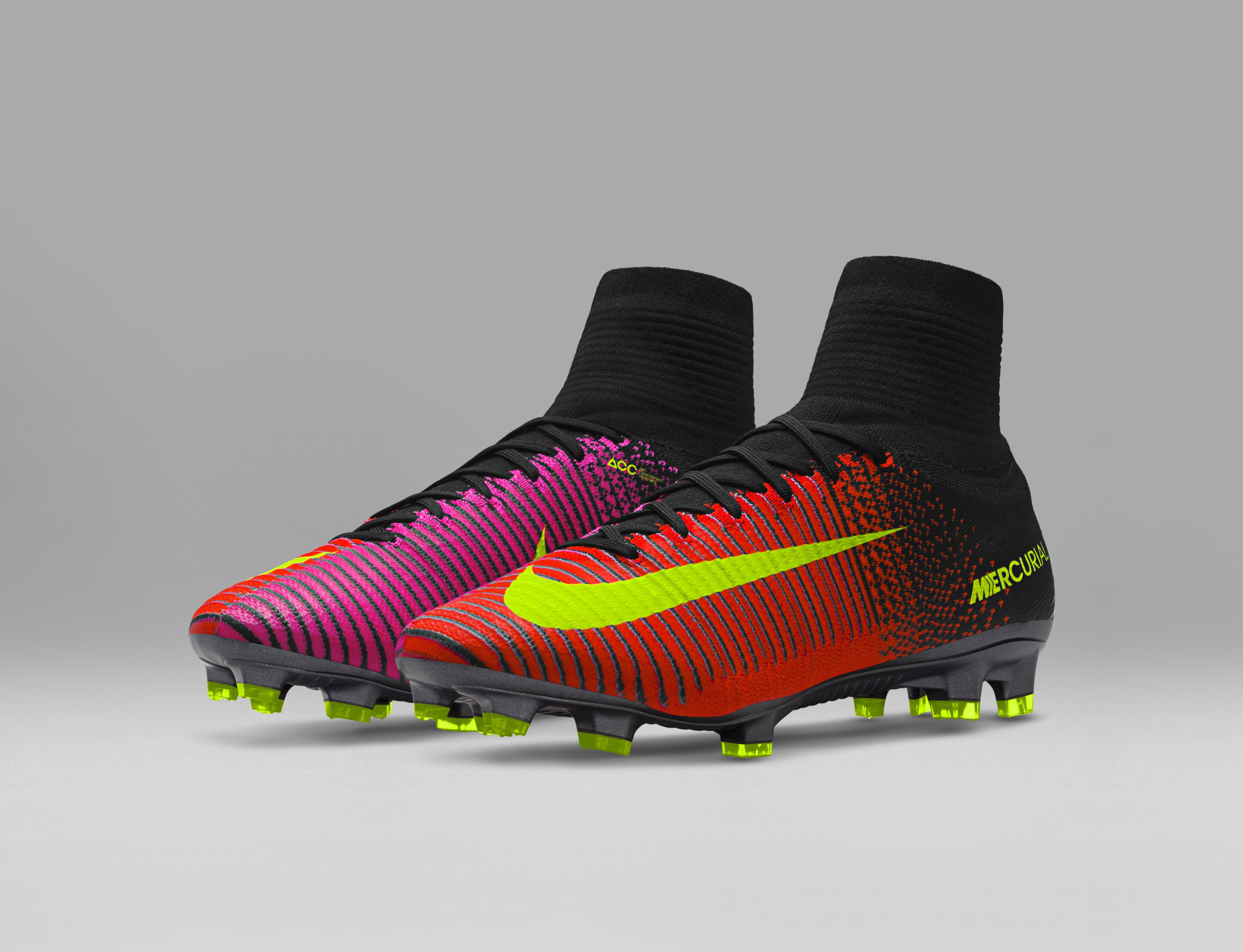 f709fcca3747dc Scarpe da calcio Nike Spark Brillance Pack: la collezione per Euro 2016