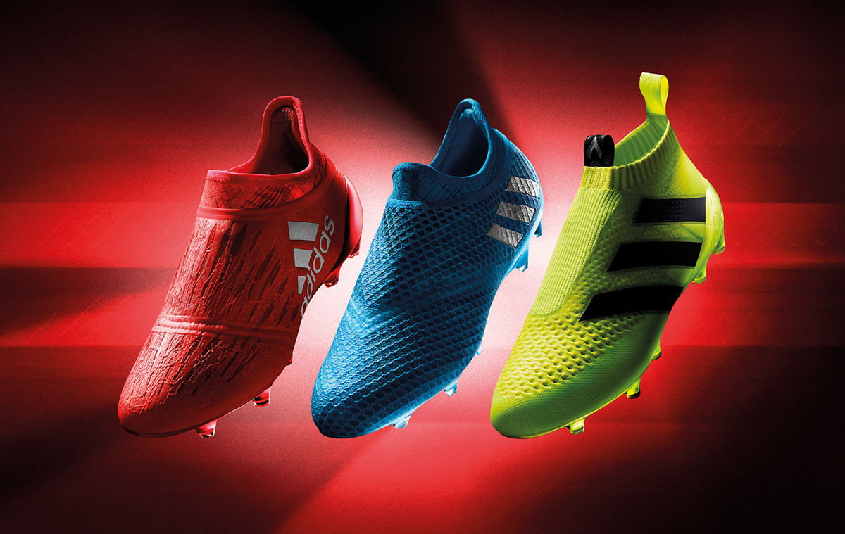 a192df6cd5fb5 Sono arrivate le nuove scarpe da calcio adidas Speed of Light per la  stagione 2016   2017