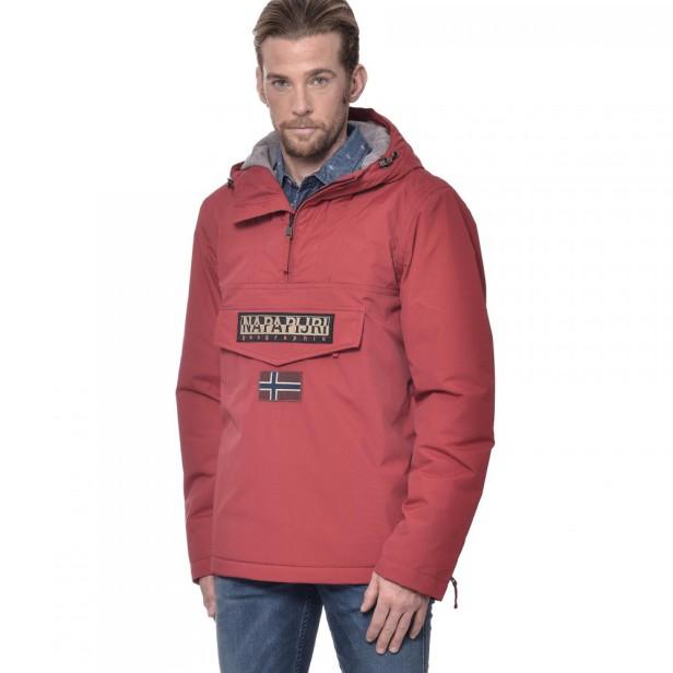Speciale giacche Napapijri Rainforest  la rivoluzione moda outdoor ... 84da75b407f