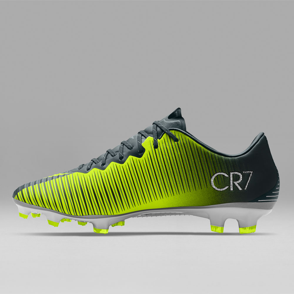 Cristiano Ronaldo Scarpe da Calcio Nike Mercurial Vapor 11