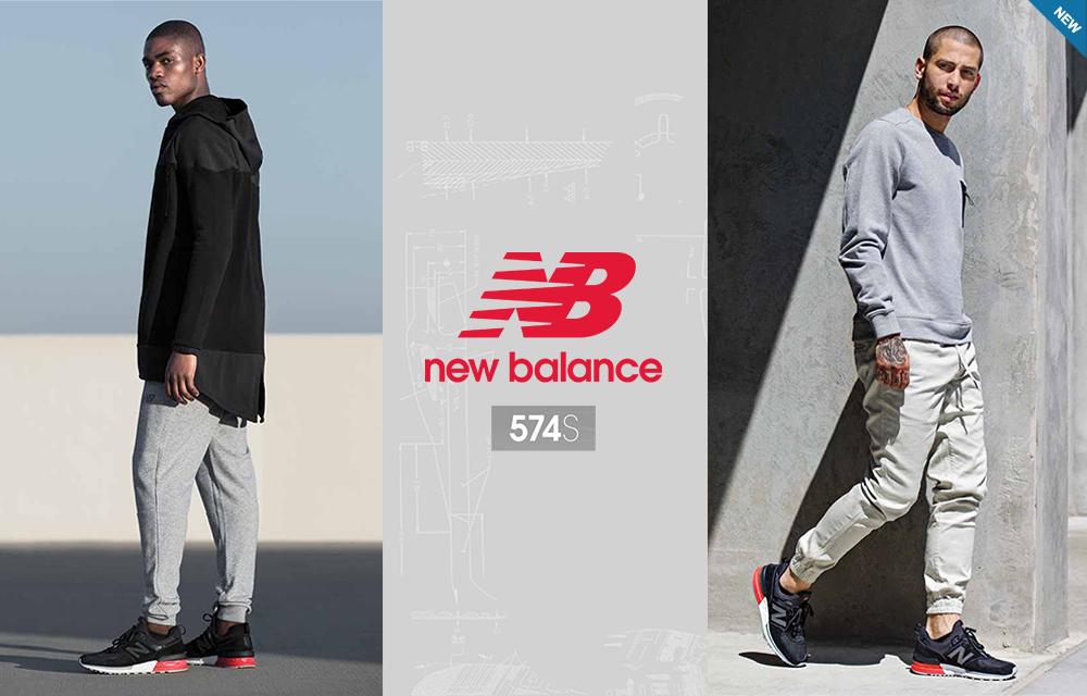 84545b4458cc7f In anteprima le sneakers New Balance 574S: stile e performance si legano  nel nuovo remake per dare vita ad una scarpa dal design contemporaneo!