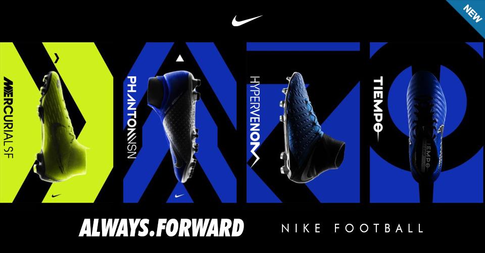 Always Forward Pack  il nuovo pacchetto di scarpe da calcio Nike per  l autunno-inverno 0d0f2c01b642
