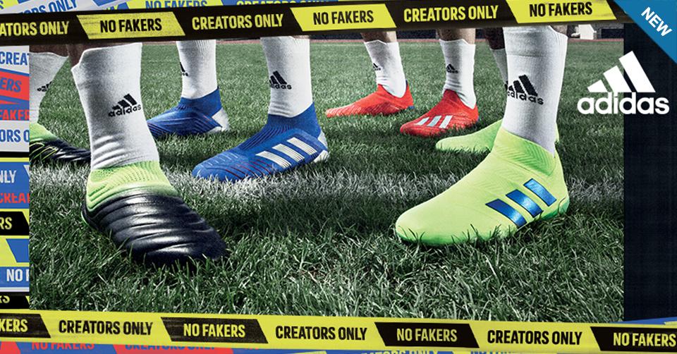 adidas ha creato Exhibit Pack, le scarpe per dominare il