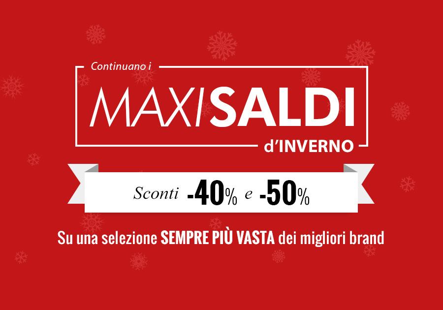 maxi saldi | Maxinews – Il Blog di Maxi Sport