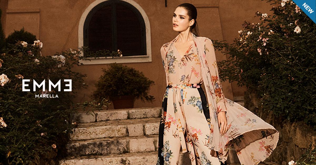 9213fa84e68b Colori pastello e toni neutri per la donna dinamica di Emme Marella ...