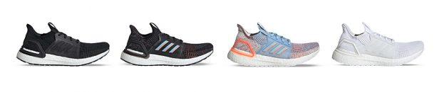 Scopri i nuovi colori di adidas Ultraboost 19