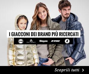 I giacconi dei brand più ricercati